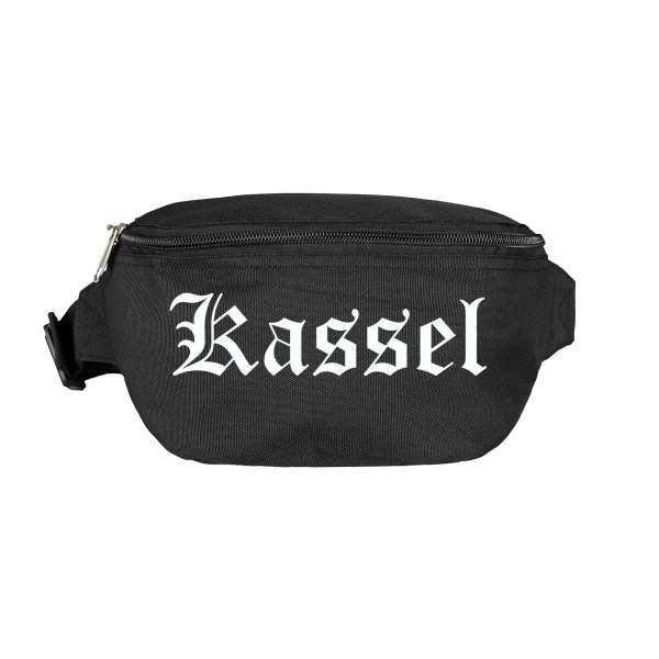 Kassel Bauchtasche - Altdeutsch bedruckt - Gürteltasche Hipbag