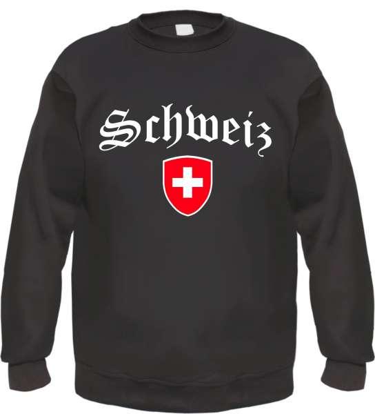 SCHWEIZ Sweatshirt Pullover
