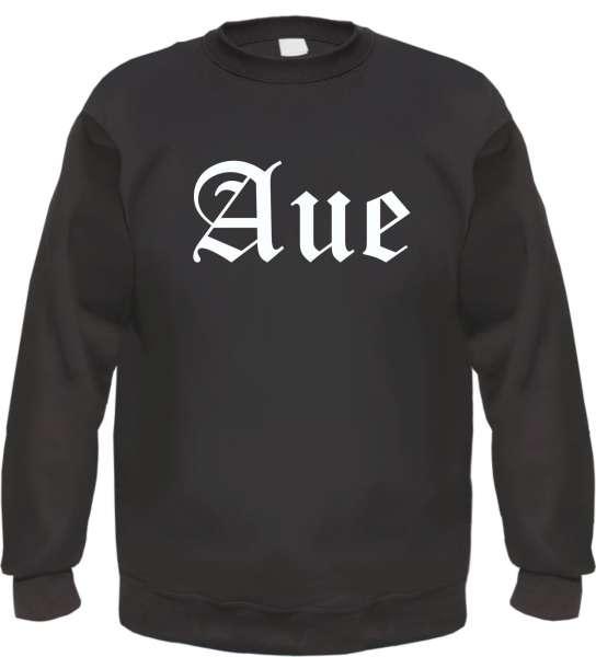 Aue Sweatshirt - Altdeutsch - bedruckt - Pullover