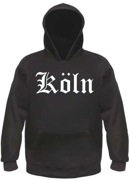 KÖLN Kapuzensweatshirt - Hoodie