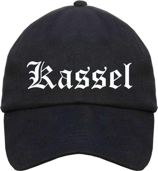Kassel Cappy - Altdeutsch bedruckt - Schirmmütze Cap