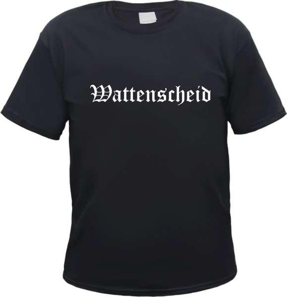 Wattenscheid Herren T-Shirt - Altdeutsch - Tee Shirt