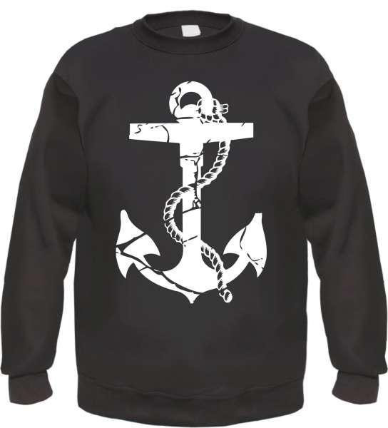 Anker Sweatshirt - bedruckt - Pullover