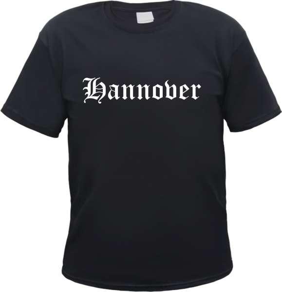 Hannover Herren T-Shirt - Altdeutsch - Tee Shirt