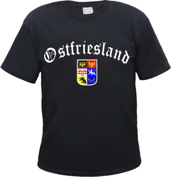 Ostfriesland - T-Shirt