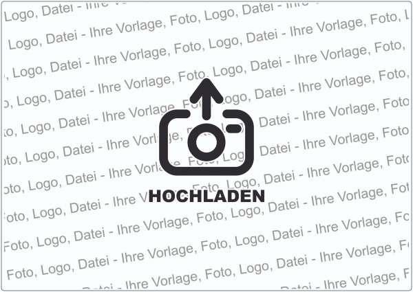 Eigene Vorlage Foto Logo Datei Aufkleber waagerecht