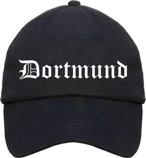 Dortmund Cappy - Altdeutsch bedruckt - Schirmmütze Cap