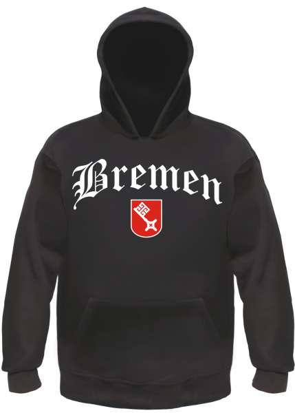 BREMEN Kapuzensweatshirt - Hoodie