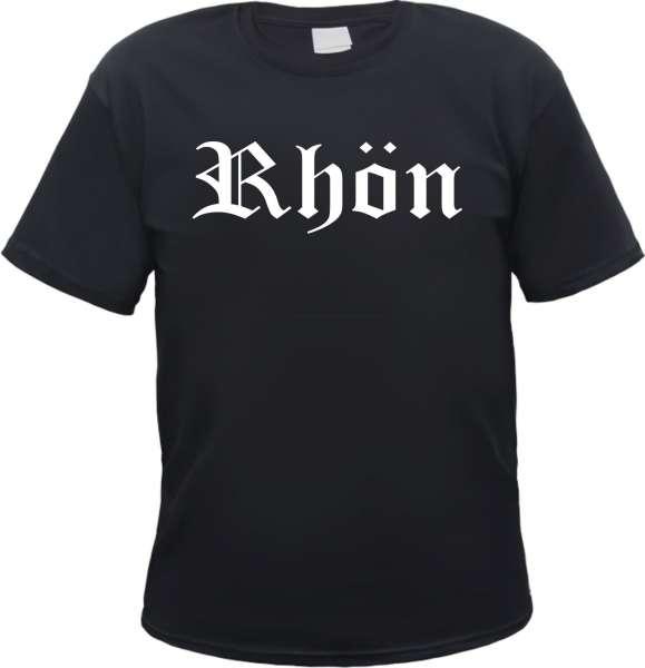 Rhön Herren T-Shirt - Altdeutsch - Tee Shirt