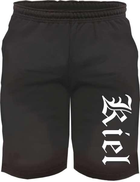 Kiel Sweatshorts - Altdeutsch bedruckt - Kurze Hose Shorts