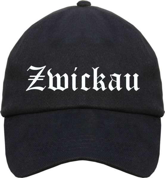 Zwickau Cappy - Altdeutsch bedruckt - Schirmmütze Cap