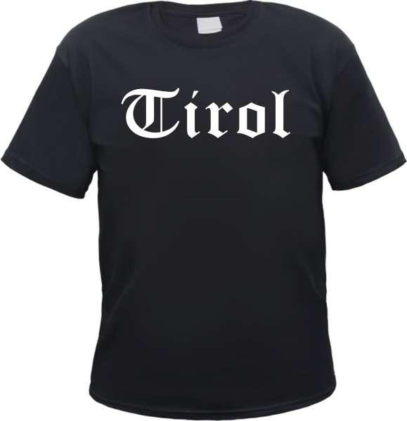 Tirol Herren T-Shirt - Altdeutsch - Tee Shirt