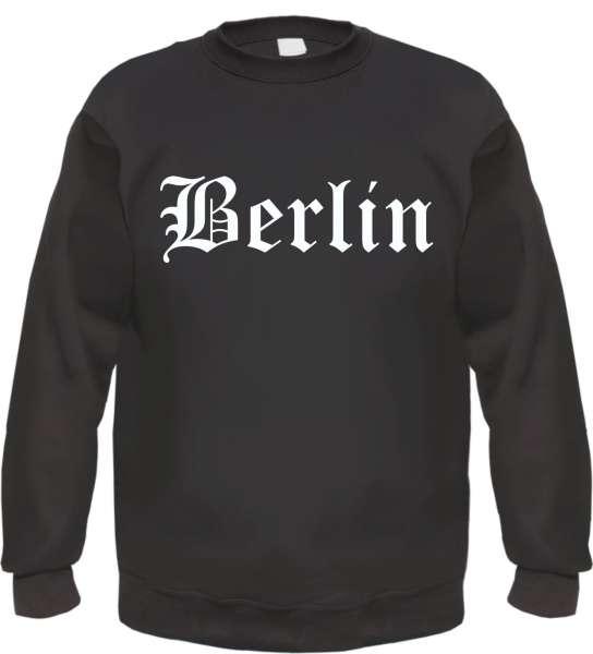Berlin Sweatshirt - Altdeutsch - bedruckt - Pullover