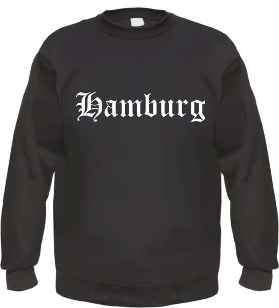 HAMBURG Sweatshirt Pullover