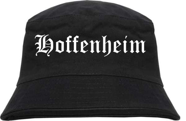 Hoffenheim Fischerhut - Altdeutsch - bedruckt - Bucket Hat Anglerhut Hut
