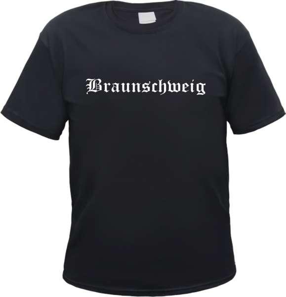 Braunschweig Herren T-Shirt - Altdeutsch - Tee Shirt