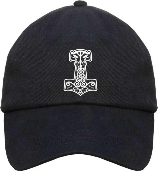 Thorshammer Mjolnir - Schirmmütze Cap Cappy
