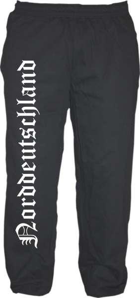 Norddeutschland Jogginghose - Altdeutsch - Sweatpants - Jogger - Hose