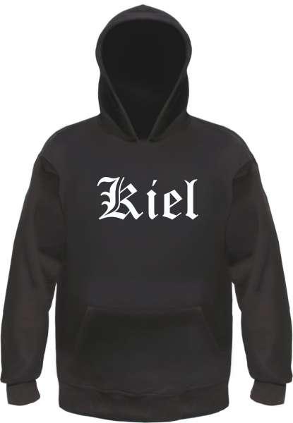 Kiel Kapuzensweatshirt - Altdeutsch - bedruckt - Hoodie Kapuzenpullover