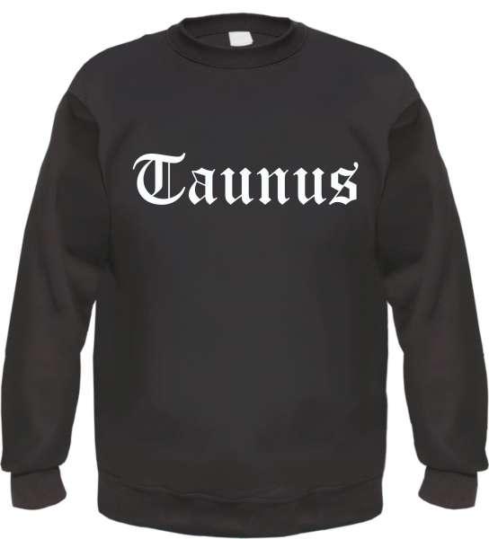 Taunus Sweatshirt - Altdeutsch - bedruckt - Pullover
