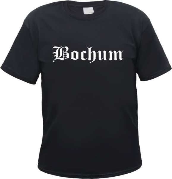 Bochum Herren T-Shirt - Altdeutsch - Tee Shirt