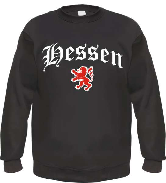 HESSEN Sweatshirt Pullover