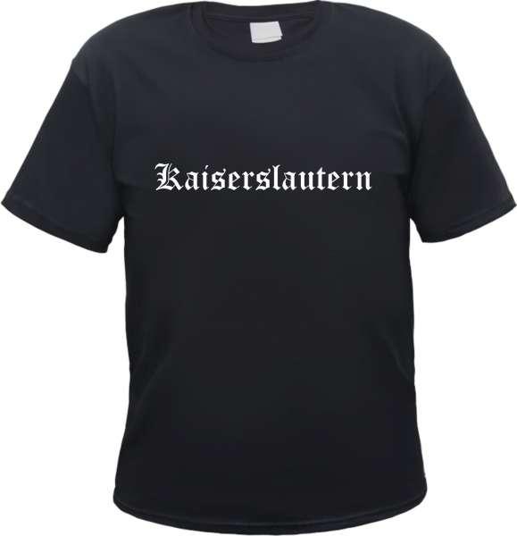 Kaiserslautern Herren T-Shirt - Altdeutsch - Tee Shirt