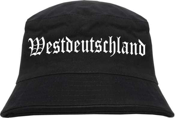Westdeutschland Fischerhut - Bucket Hat