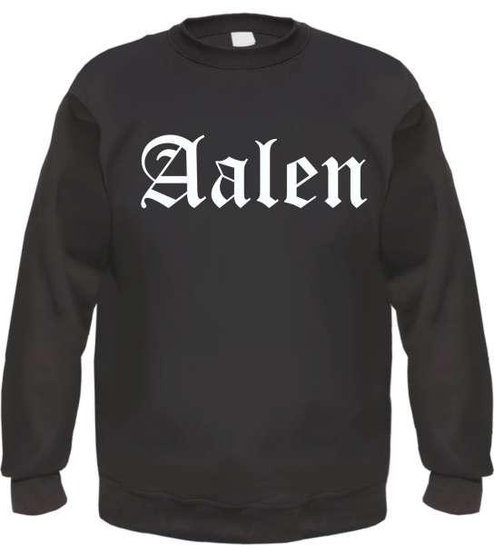 Aalen Sweatshirt - Altdeutsch - bedruckt - Pullover