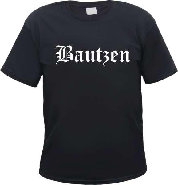 Bautzen Herren T-Shirt - Altdeutsch - Tee Shirt