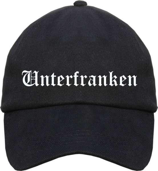 Unterfranken Cappy - Altdeutsch bedruckt - Schirmmütze Cap