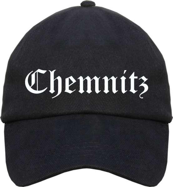 Chemnitz Cappy - Altdeutsch bedruckt - Schirmmütze Cap