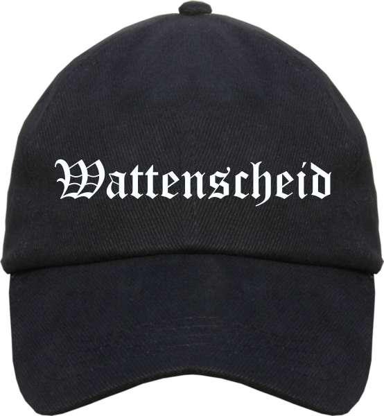 Wattenscheid Cappy - Altdeutsch bedruckt - Schirmmütze Cap