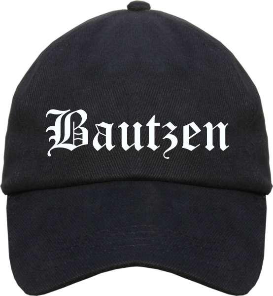 Bautzen Cappy - Altdeutsch bedruckt - Schirmmütze Cap