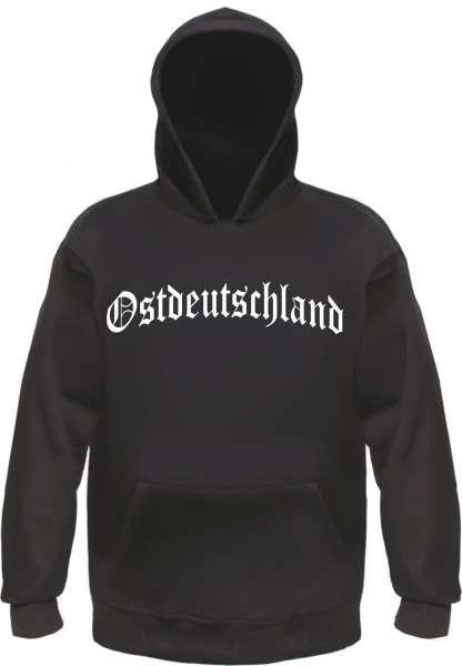 OSTDEUTSCHLAND Kapuzensweatshirt - Hoodie