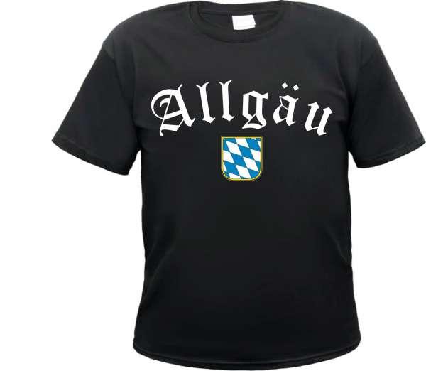 Allgäu - T-Shirt