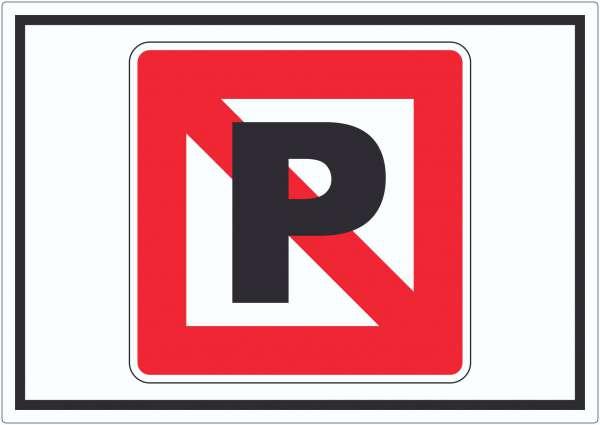 Liegeverbot für Wasserfahrzeuge Symbol Halten verboten