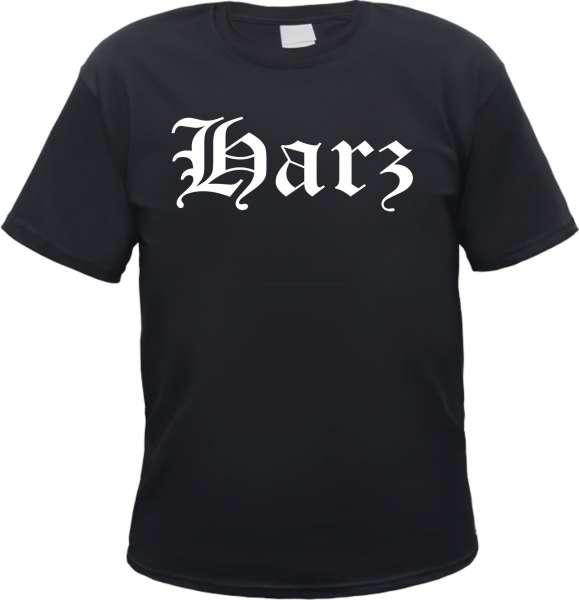 Harz Herren T-Shirt - Altdeutsch - Tee Shirt