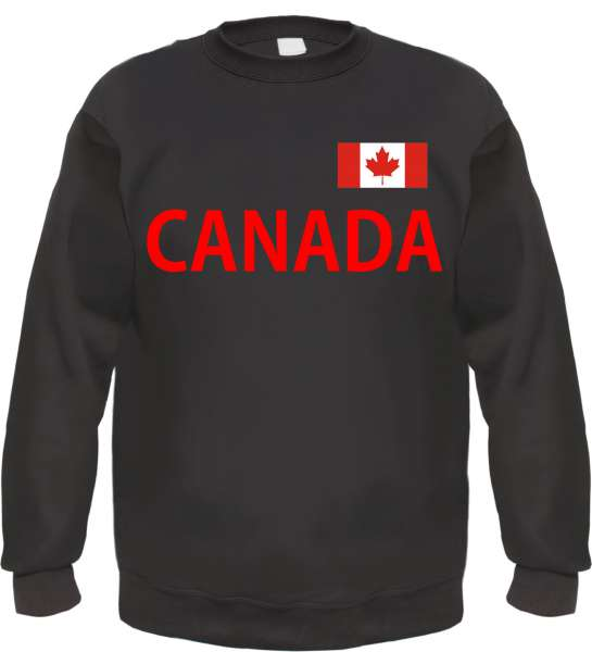 Canada Sweatshirt Pullover