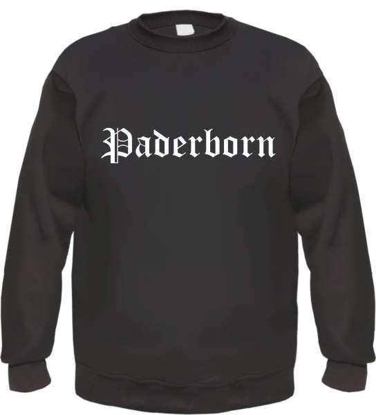 Paderborn Sweatshirt - Altdeutsch - bedruckt - Pullover
