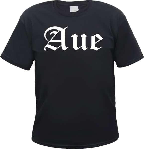 Aue Herren T-Shirt - Altdeutsch - Tee Shirt