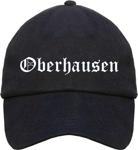 Oberhausen Cappy - Altdeutsch bedruckt - Schirmmütze Cap