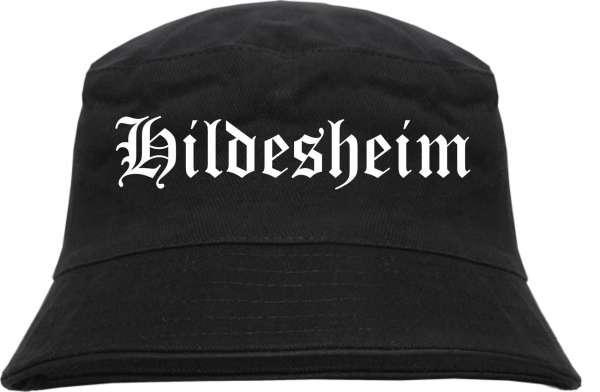 Hildesheim Fischerhut - Altdeutsch - bedruckt - Bucket Hat Anglerhut Hut