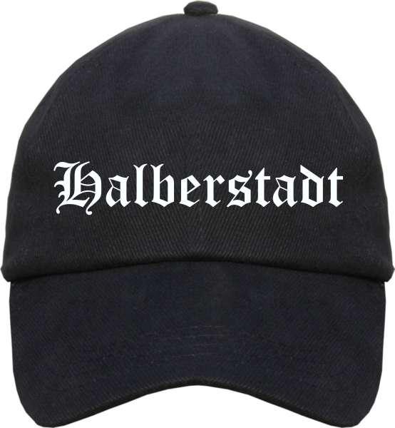 Halberstadt Cappy - Altdeutsch bedruckt - Schirmmütze Cap