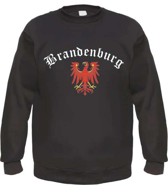 Brandenburg Sweatshirt - Altdeutsch - bedruckt - Pullover
