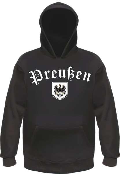 PREUSSEN Kapuzensweatshirt - Hoodie