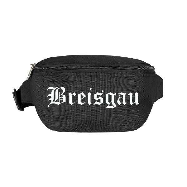 Breisgau Bauchtasche - Altdeutsch bedruckt - Gürteltasche Hipbag