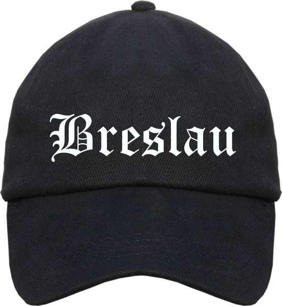 Breslau Cappy - Altdeutsch bedruckt - Schirmmütze Cap