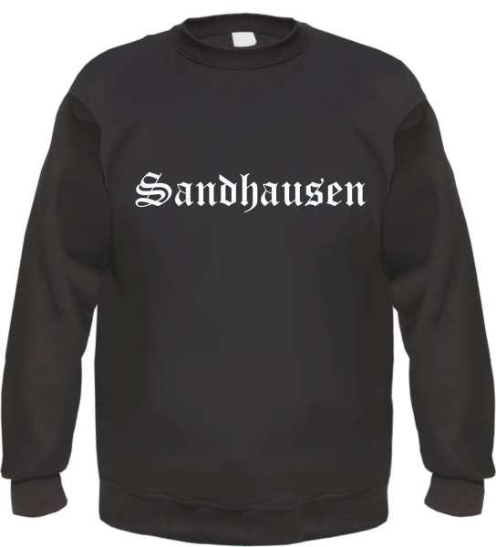 Sandhausen Sweatshirt - Altdeutsch - bedruckt - Pullover
