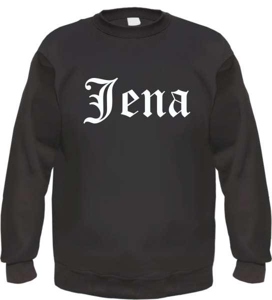 Jena Sweatshirt - Altdeutsch - bedruckt - Pullover